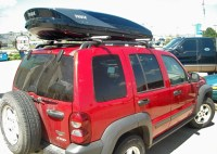 Jeep Liberty Roof Rack Guide & Photo Gallery