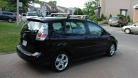 Mazda 5 Rack Installation Photos