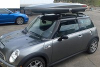Mini Cooper Roof Rack Guide & Photo Gallery