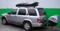 Roof Racks For Nissan Pathfinder 2016