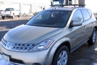 Nissan Murano Roof Racks Cargo Carriers
