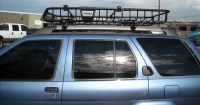 Nissan hardbody roof rack price