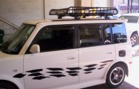 Scion XB Roof Rack Guide & Photo Gallery