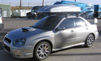 Subaru Roof Rack & Image
