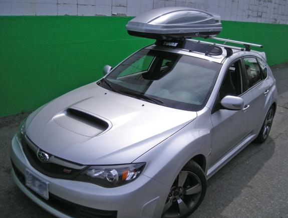 Subaru Impreza Wagon Roof Rack Guide & Photo Gallery
