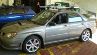 Subaru Impreza Roof Rack Guide & Photo Gallery