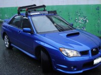 Subaru Impreza Roof Rack Guide & Photo Gallery