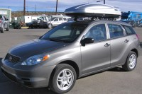 Roof rack toyota matrix 2005