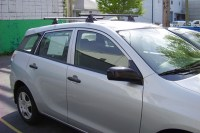 Roof rack for toyota matrix 2007