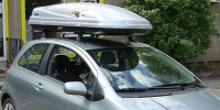 Roof rack for toyota yaris 3 door