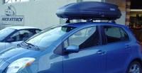 Toyota yaris ski rack