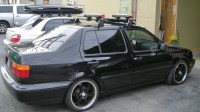 Volkswagen Jetta 4-Door Roof Rack Guide & Photo Gallery