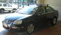 Volkswagen Jetta 4-Door Roof Rack Guide & Photo Gallery