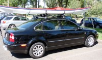 Volkswagen Passat Roof Rack Guide & Photo Gallery