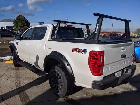 ford ranger supercrew 4dr rack