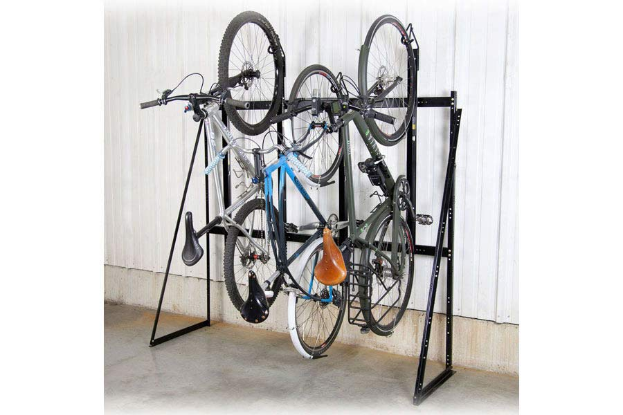 Saris Vertical 4 Bike Wall Rack