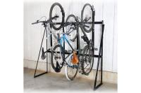 Saris Vertical 4 Bike Wall Rack - Saris Bike Parking Racks
