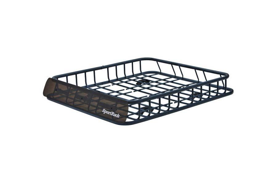Cargo Baskets: Rugged Roof Top Racks