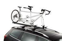 Thule 558p Tandem Carrier - Thule Roof Mount Bike Racks