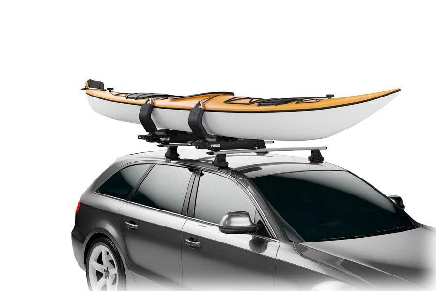 Kayak Racks: Roof Rack Kayak Carriers