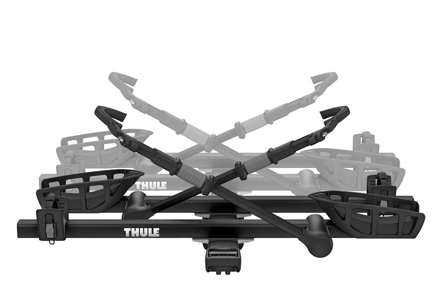 thule hitch mount bike racks rack attack