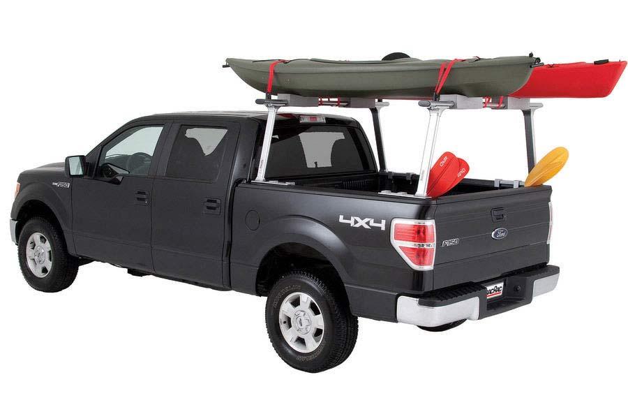 Thule Roof Rack For Truck Cap. Leer Truck Cap And Mopar