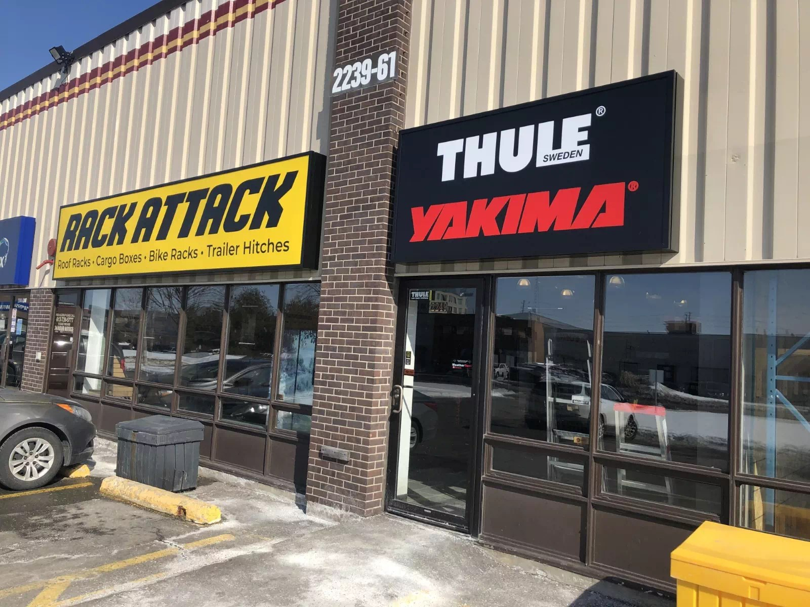 rack attack ottawa address hours
