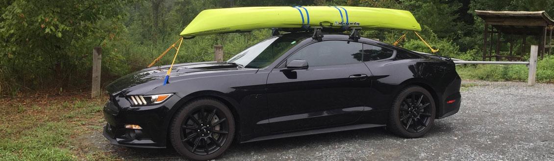 dodge kayak racks