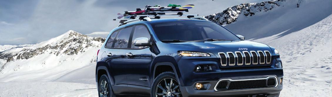 jeep ski racks