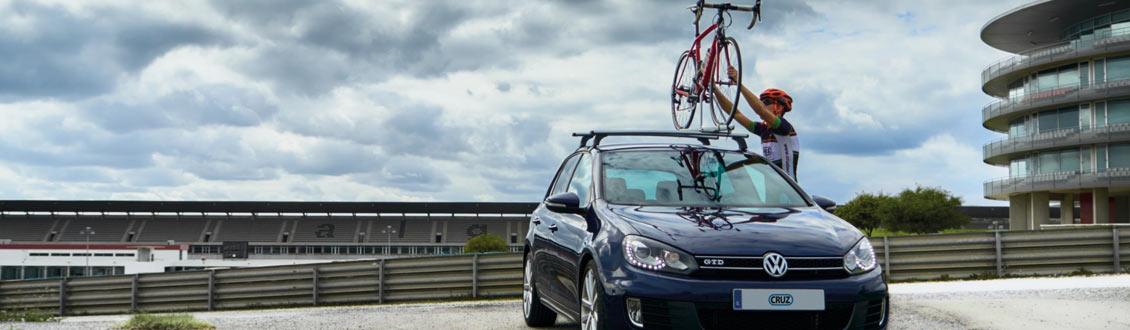 volkswagen bike racks