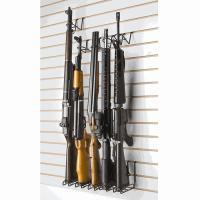 Vertical Peg/Slat Wall Rifle Display Rack 2 Piece Set (SKU ...