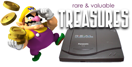 The Rarest and Most Valuable 3DO Games
