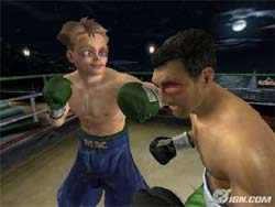 En la version de Gamecube de Fight Night Round 2, Mac aparecia como personaje secreto