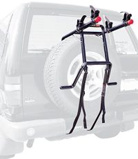 Spare Tire Bike Rack