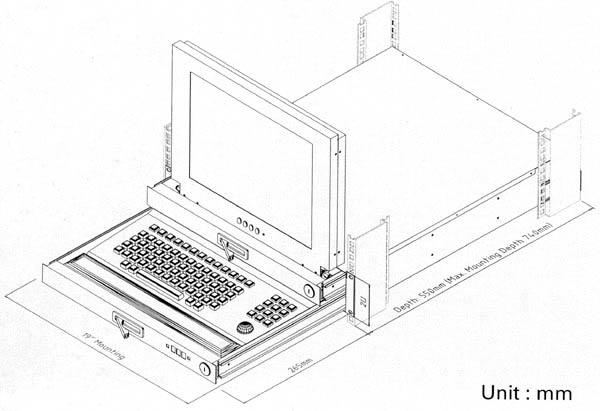 LCD2U15-01 15