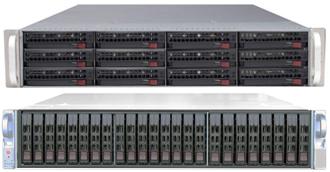2u servers 1 to 2 cpus rackservers