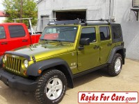 Jeep Wrangler Hard Top Roof Rack