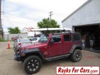 Jeep Wrangler JK Roof Racks and Spare Tire Bike Racks ...