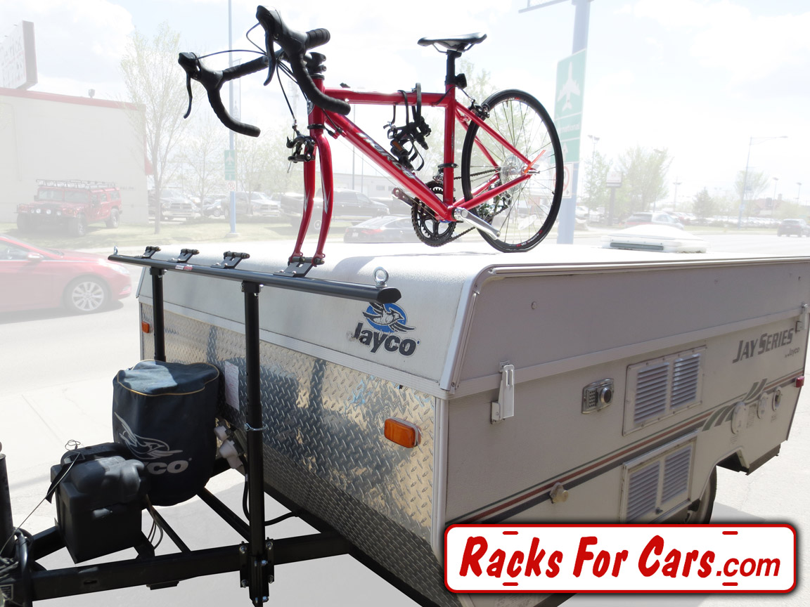 Bike Rack For Tent Trailer Roof Lovequilts