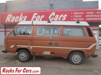 VW Vanagon Westfalia with Thule 300 roof rack - Racks For Cars