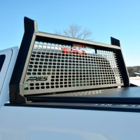 Aries AdvantEDGE Headache Rack Pickup Truck Window and Cab