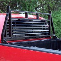 Aries Headache Rack Pickup Truck Window Cab Guards