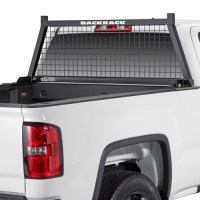 BackRack Safety Rack Pickup Truck Cab Window Guard