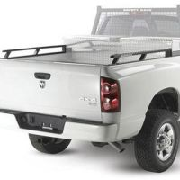 BackRack Industrial Grade Toolbox Side Rails for Pickup ...