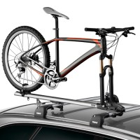 Thule Roof Mounted Bicycle Racks Bike Carriers