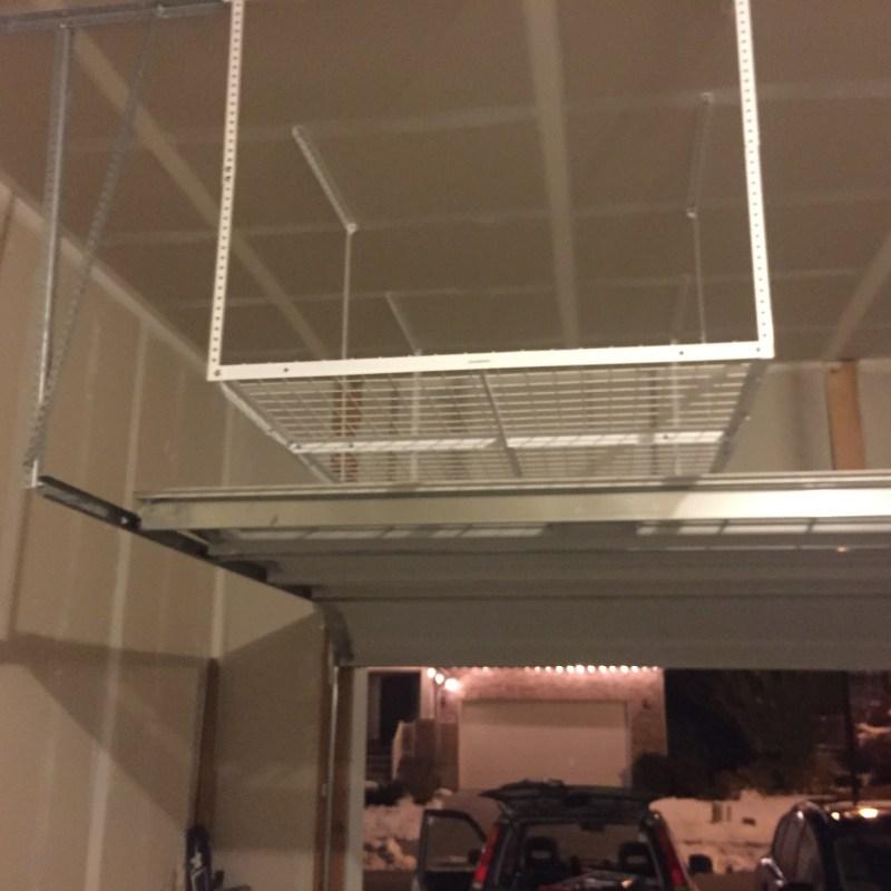 Overhead Garage Storage Herriman UT