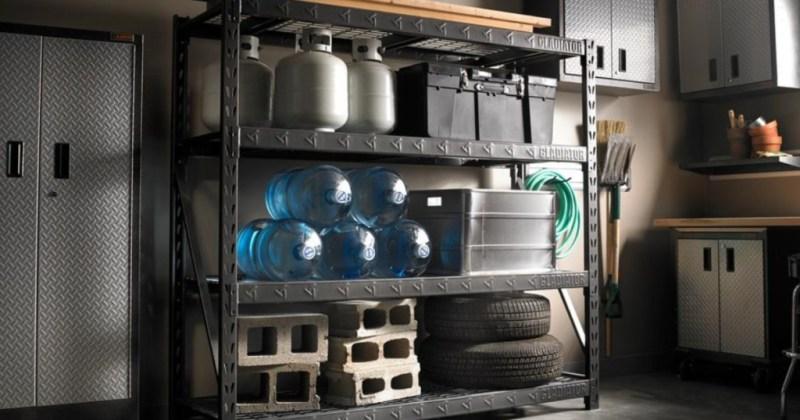 Best Garage Shelvings