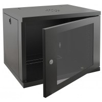 9u 450mm Deep Wall Mounted Data Cabinet in Stock from RackyRax