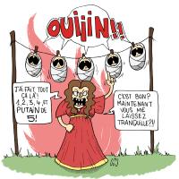 Romaines, coquines et adultères de mère en fille : l'histoire des Julie