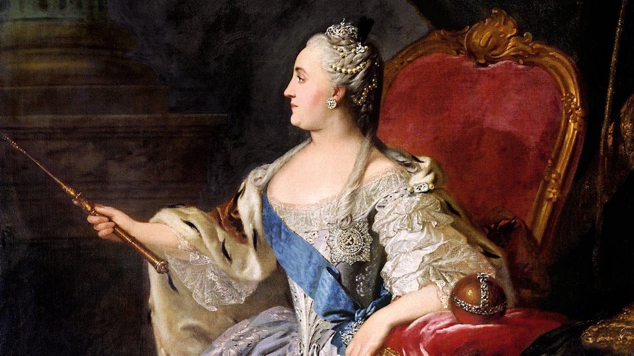 """Résultat de recherche d'images pour """"Russie de Catherine II"""""""